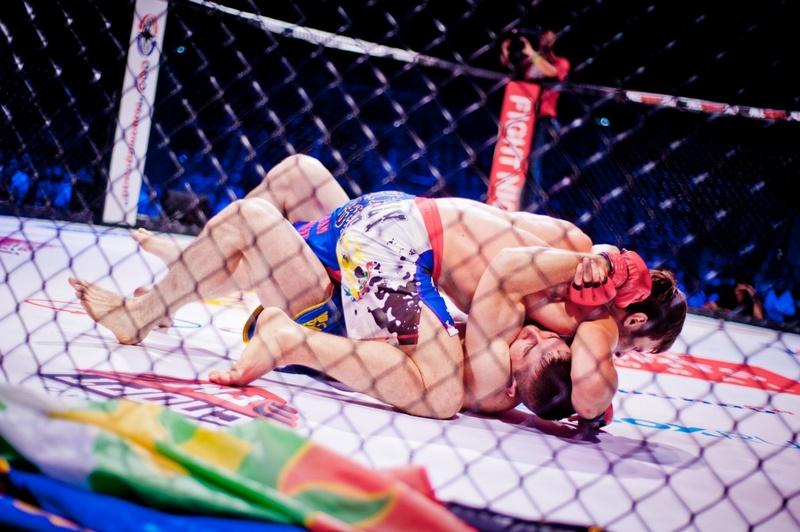 Тренировки MMA в Москве, Булат Голд 2