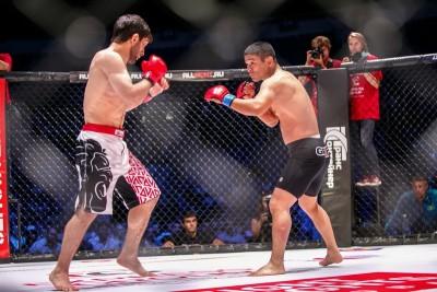Тренировки MMA в Москве, Булат Голд