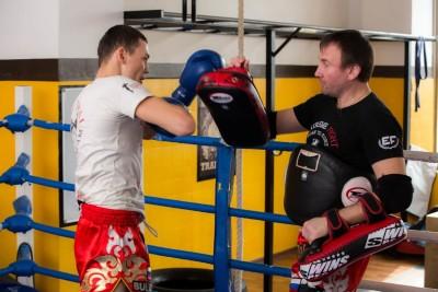 тайский бокс индивидуальные занятия в Москве 2