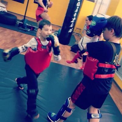 Тайский бокс в Москве - подросткам