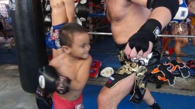 Тайский бокс в Москве - детям