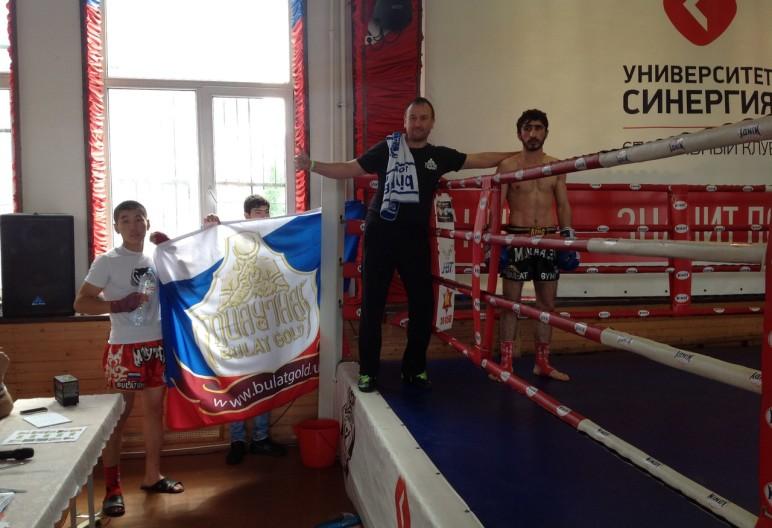 соревнования тайскому боксу-1