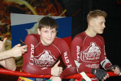 Антон и Влад Бессонов