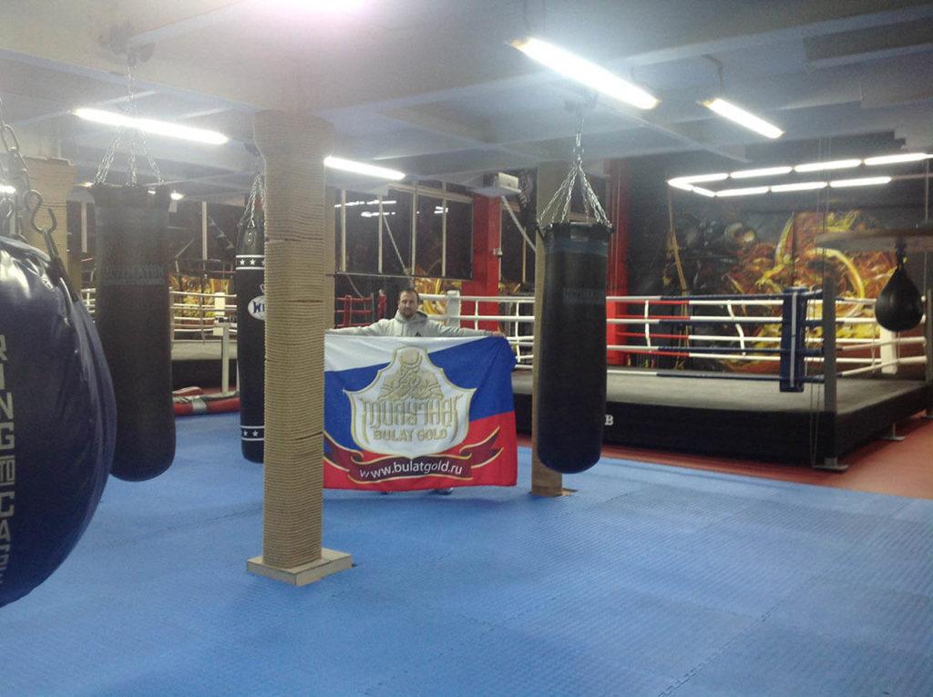Зал на Бутырской на базе Factory Fight