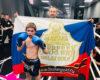Победа БУЛАТ (РОССИЯ) на Профессиональном Ринге МУАЙ ТАЙ 25.05.2019