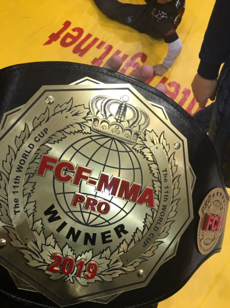 FCF-MMA World CUP 2019_4
